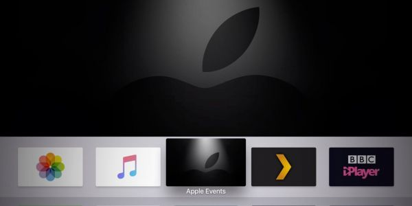 Apple TV Events app updated ahead of March 25 'It's showtime' event