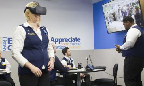 Virtual Reality Shopping Could Soon Be A Walmart Feature