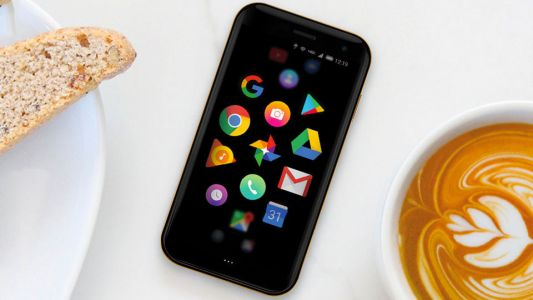 Palm is back with a phone. for your phone?
