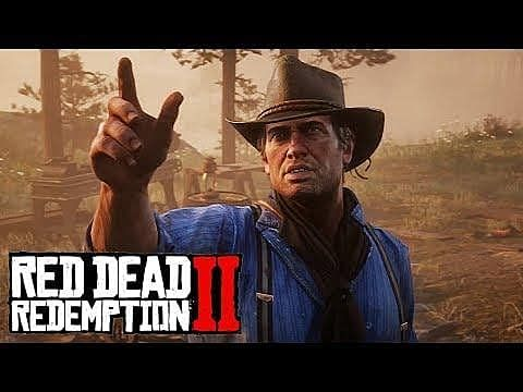 The Official Red Dead Redemption 2 Trailer Launches