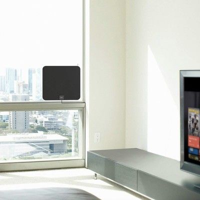 Watch over-the-air channels for less than $8 with Aukey's HDTV antenna