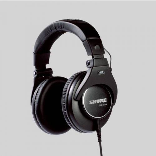 Listen to the details with Shure's $149 Professional Monitoring Headphones