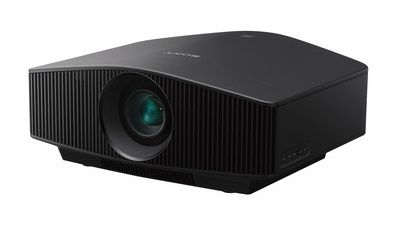 Sony's new 4K laser projector will look great and cost you dearly