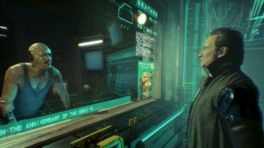 'Observer' Horror Cyberpunk Game Starring Rutger Hauer Now Available on Mac