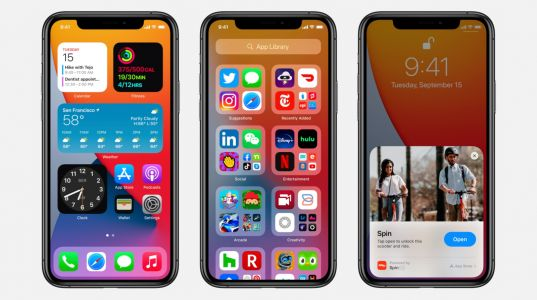 IOS 14 GM is now available to developers ahead of public release this Wednesday