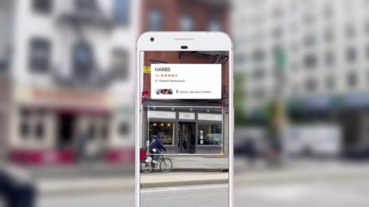Google just brought the live visual search powers of Google Lens to iPhone