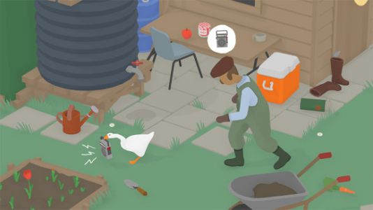 Dice Game of the Year: Untitled Goose Game