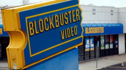 Sorry Captain Marvel, but I'm still dancing on the grave of Blockbuster