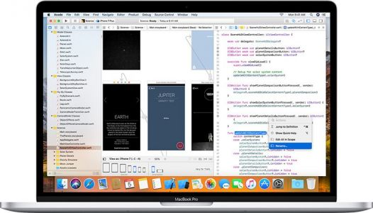 Apple Releases Xcode 9 With Swift 4 and iOS 11, watchOS 4, tvOS 11, and macOS High Sierra SDKs