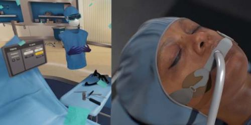 Osso VR taps movie and game vets for cinema-quality surgical training