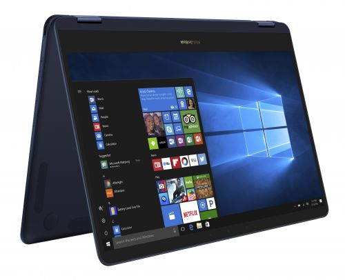 Asus ZenBook Flip S convertible laptop launched in India at Rs 1,30,990