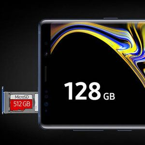 Samsung prices the 500GB microSD card that makes Note 9 a terabyte phone