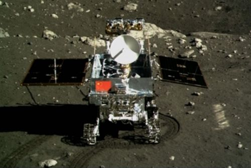 China's Chang'E-4 may have landed near pieces of the Moon's interior