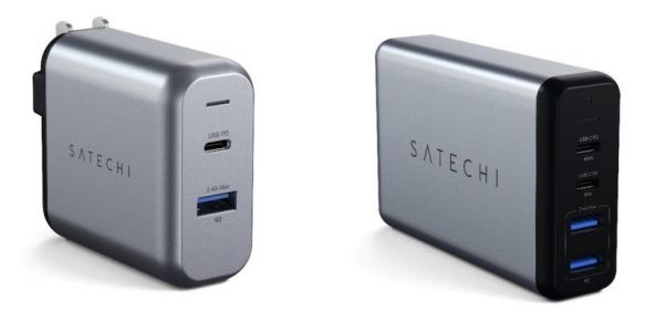 CES 2019: Satechi Launches New Multi-Port USB-C Chargers Ideal for Latest iPad Pro, MacBook Air, and More