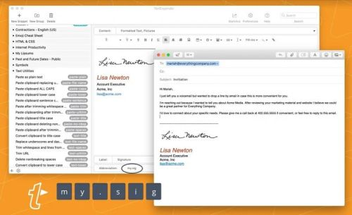 TextExpander 7 brings improved suggestions, better search, and more