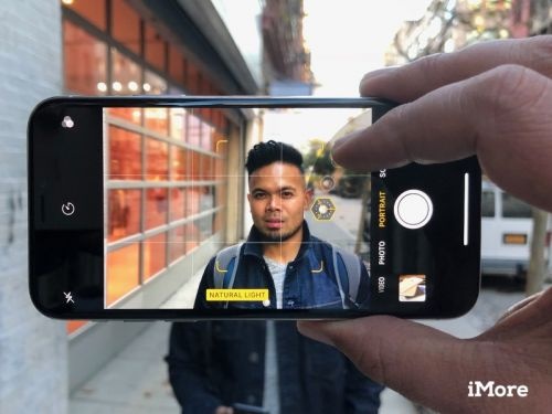 How much do ƒ2.4 and OIS improve 'telephoto' on iPhone X? Watch and see!