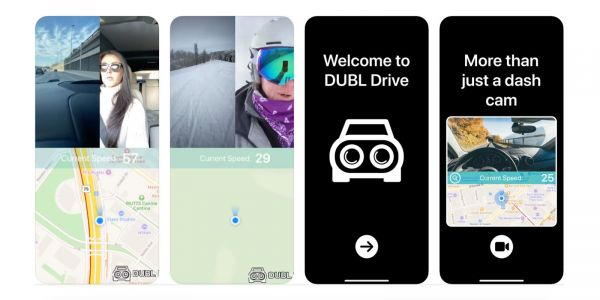 DUBL Drive easily turns new iPhone dual camera feature into smart dash cam