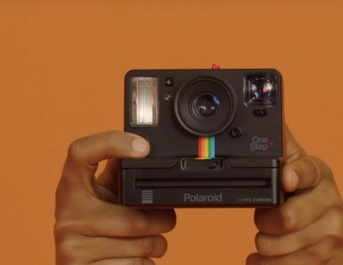 Can you use the Polaroid OneStep+ with your iPhone?