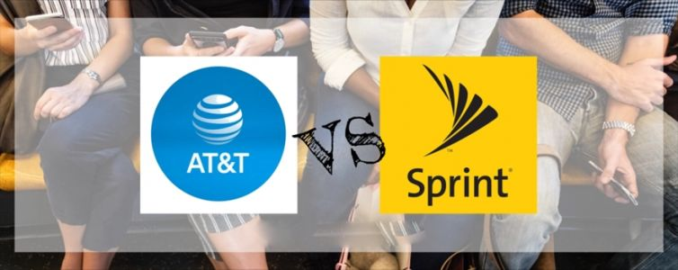 Sprint is taking AT&T to court over its deceptive 5GE network label