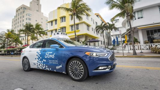 Ford's new patents would let you drive using your smartphone