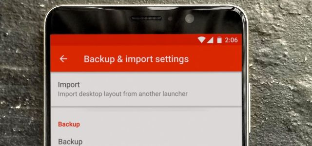 Nova Launcher 101: How to Back Up Your Launcher to Save Your Home Screen Settings