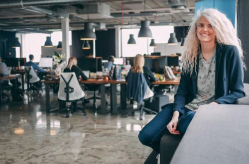 How Kristel Kruustük turned a passion for testing apps into a big business