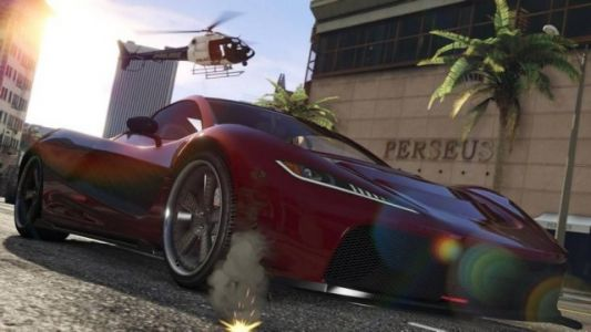 A Documentary About Rockstar's Grand Theft Auto V Is Made Being