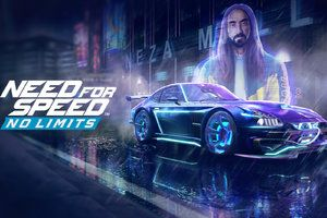 EA brings American DJ Steve Aoki to Need for Speed: No Limits mobile game