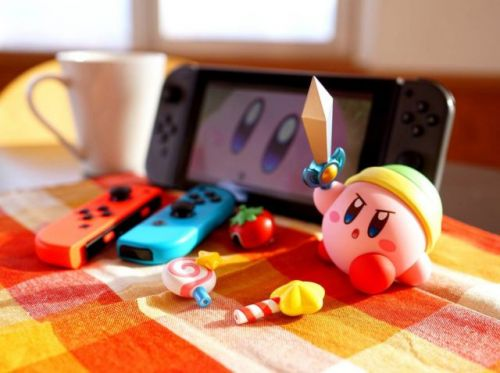 Kirby Star Allies Launched For The Nintendo Switch
