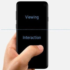 Samsung seemingly confirms Galaxy S10 design in One UI blog post