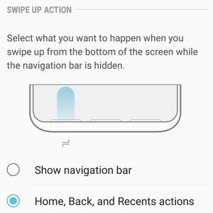 Gestures on the Note 9: quick clip shows us the Samsung Experience with Android 9 Pie