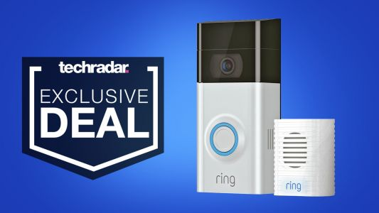 This exclusive Ring Video Doorbell 2 deal at Argos is the best price around