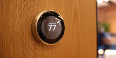 Leaked image reveals new Nest thermostat w/ first significant redesign in years