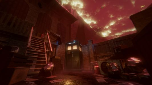 Doctor Who: The Edge of Time is a VR journey through the cosmos for fans and newbies alike