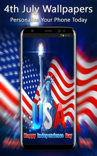 Top 9 Best Android Fourth Of July Apps - 2019