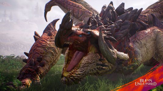 Bless Unleashed is Bandai Namco's first console-only MMORPG, and it's coming Xbox One