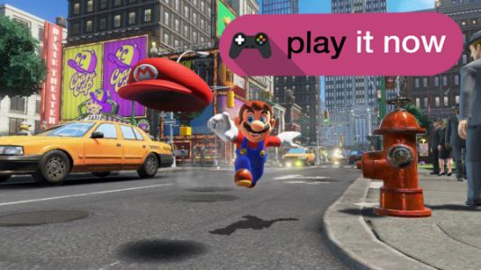 Super Mario Odyssey review: one of Mario's finest adventures