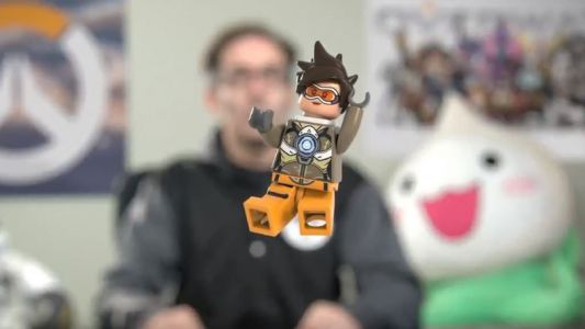 Blizzard reveals first look at Overwatch Lego collection