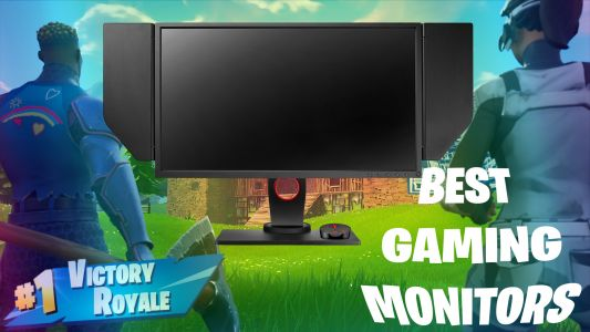 The best gaming monitors for Fortnite