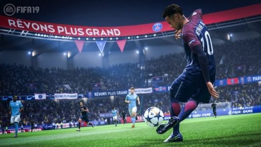 EA Could Get In Trouble In Belgium Over FIFA's Loot Boxes