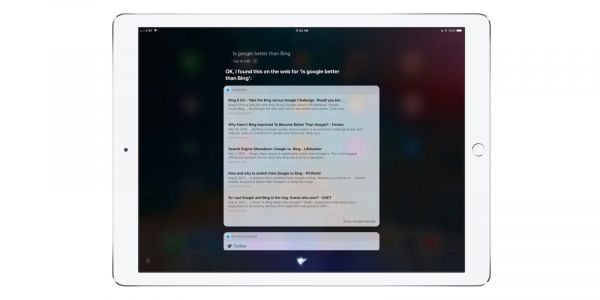 Apple shifts Siri and Spotlight search from Microsoft's Bing to Google on iOS and macOS