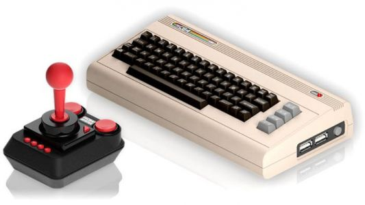 Commodore 64 Is Back As The C64 Mini