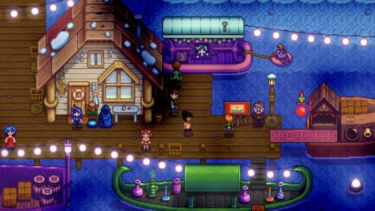 Stardew Valley is coming to mobile