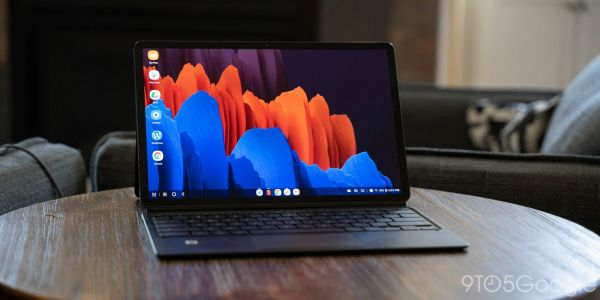 Galaxy Tab S7 series gets Android 11 update, adds 'Second Screen' support for Windows PCs