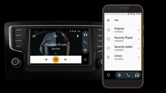 Plex For Android Auto Brings Seamless Media Integration To The Car