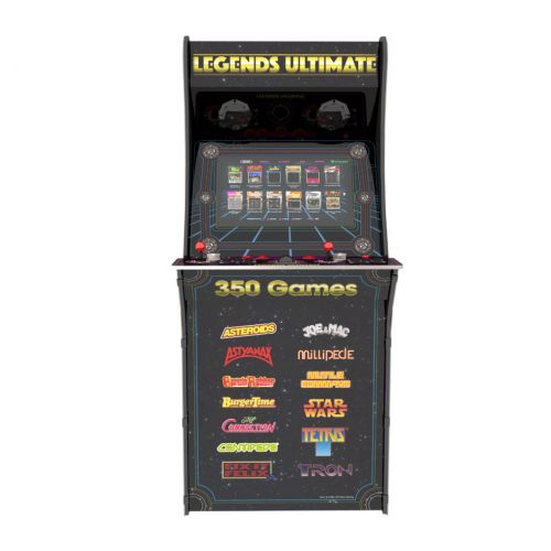 """MAME for the masses? """"Legends"""" arcade cabinet could thread that needle"""