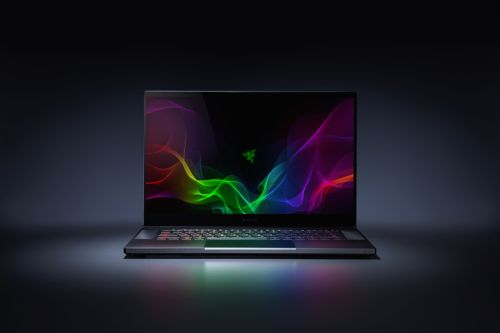 """A quick look at the new Razer Blade 15.6"""" gaming laptop"""
