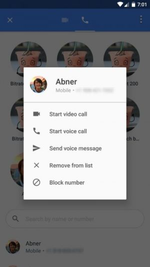 More Details On Google Duo's Voice Messaging Support Emerge
