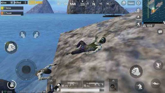 Some PUBG Mobile players have discovered dead zombies in Erangel map