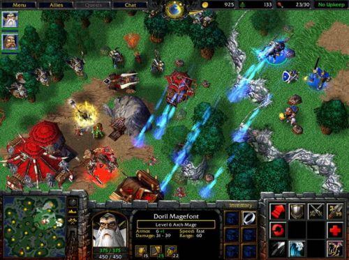 Blizzard Hosting Offline Event For Prominent Warcraft 3 Players